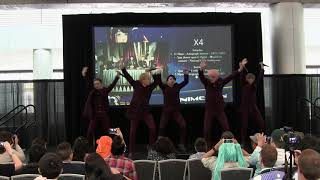 FanimeCon 2017 Opening Ceremonies - X4: Rockin' It This video featu...
