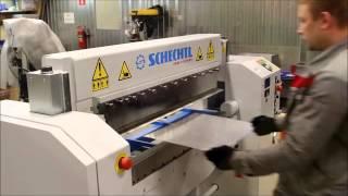 Гибка листового металла на сегментном гибочном станке Schechtl Maxi 100(, 2015-12-29T13:21:17.000Z)