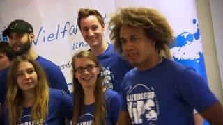 """Urban Dance Crew FanatiX ehrt Jugendliche des Projekts """"More Passion for Migration"""" aus Minden"""