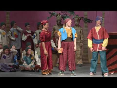 2016 Missoula Childrens Theatre - Aladdin - Valemount, BC