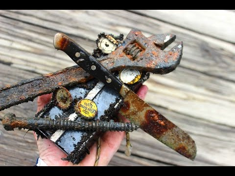 Magnet Fishing - Treasure & relic hunting with magnets