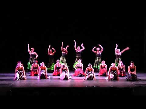 SLU Madrid Dance Fall 2017