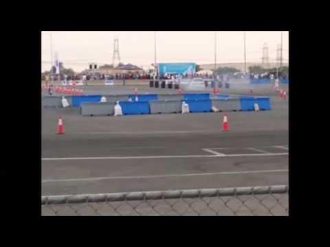 Red Bull Car Park Drift-Part I - Kuwait 2014