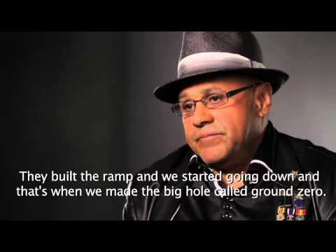 The Stories They Tell- Recovery Work at Ground Zero