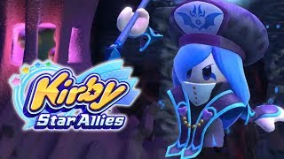 kirby star allies first look