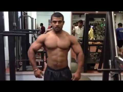Raju yadav bodybuilder new look@ 65kgs | Hyderabad Body Builder