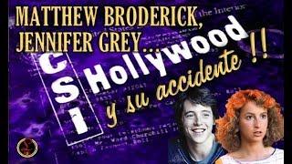 Matthew Broderick & Jennifer Darkness y su accidente.
