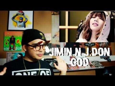 JIMIN N J.DON - GOD MV Reaction