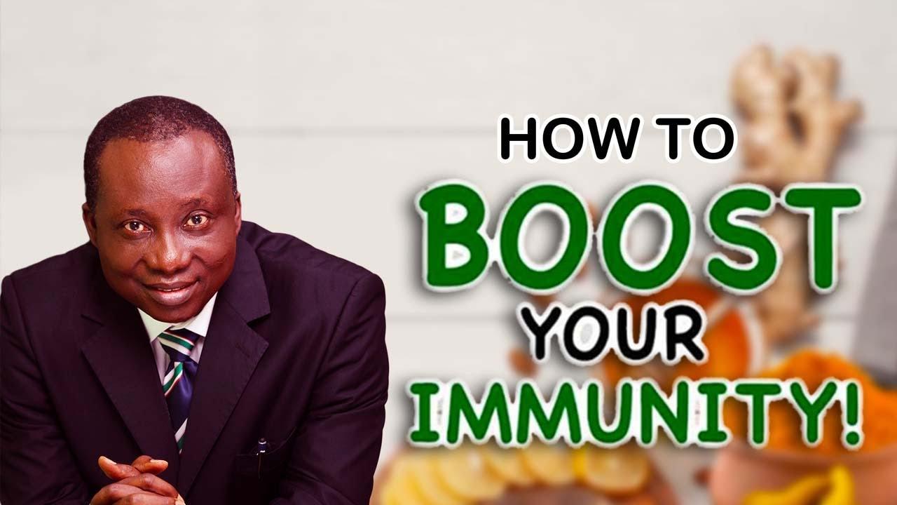 Download RiHL Free Online Seminar| How to Boost your Immunity| Rev. Tony Akinyemi| TSFChurch International