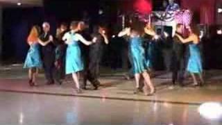 Tango Nuevo Student Performance : JRDA Ball 2007