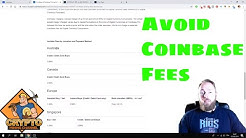 How To Avoid Coinbase Fees | Coinbase Fees Explained