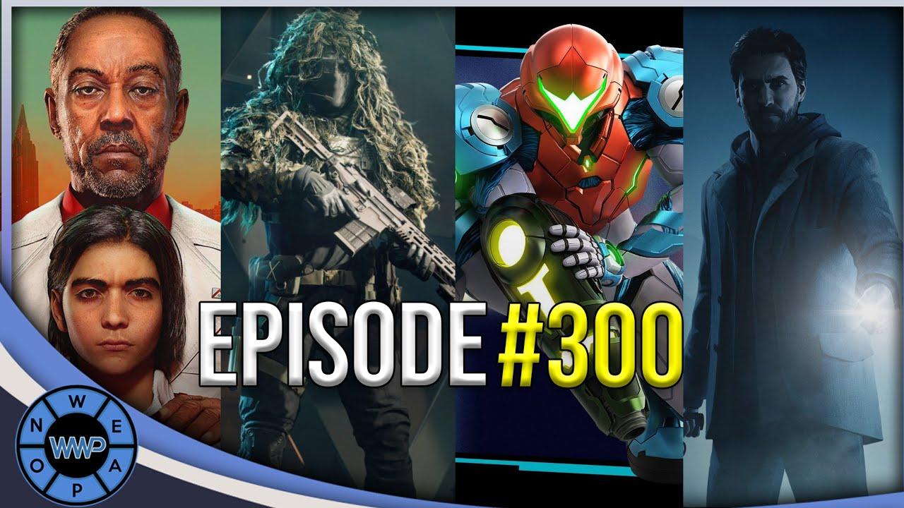Download Far Cry 6 | Battlefield 2042 | Metroid Dread | GTA Trilogy | Alan Wake | Switch OLED - WWP 300