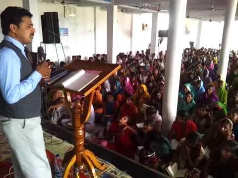 Sunday Worship The Holy GOD Ministries India Pastor Johnson Veerapaneni