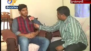 UPSC Civil Services Final Result | ETV Chats With 36th Rank Manu Chaudhary