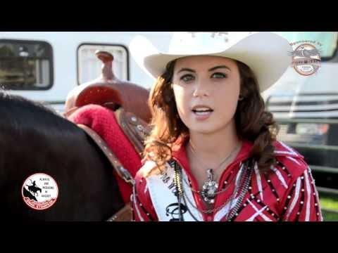 Miss Springdale Pro West 2013 at the Omak Stampede