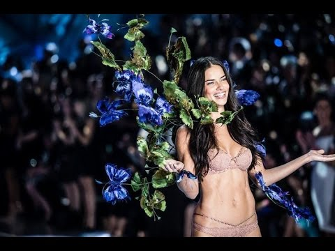 Adriana Lima Victoria's Secret Runway Walks (1999 - 2015) HD