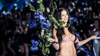 Adriana Lima Victoria's Secret Runway Walks (1999 - 2015) HD