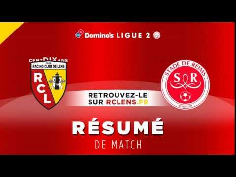 Le Résumé De Lens - Reims