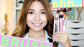 BAGUHAN ka sa Make UP?? (Usapang BRUSHES)