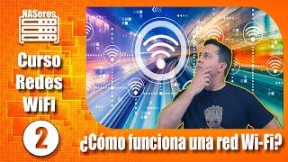 Cómo funciona una red WiFi: frecuencias, canales y ancho de banda