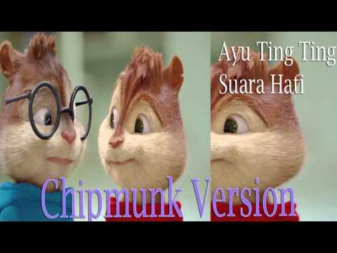 Suara Hati ~ Lagu Ayu Tingting Terbaru Versi Chipmunk