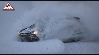 Crash & Show Rally Sweden 2013 The best of [Passats de canto] Wilson Roll