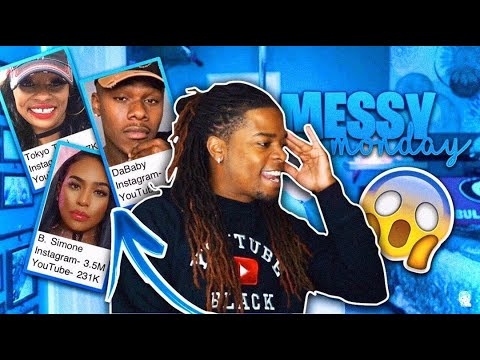DRAMA ALERT! DABABY WIFE SPEAKS UP, Fredo vs Jasmine, KingCid arrested , Chris & MORE   MessyMonday