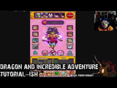 Dragon and Incredible Adventure - Sluggish Tutorial From Rank 1 Player Broly +Skin