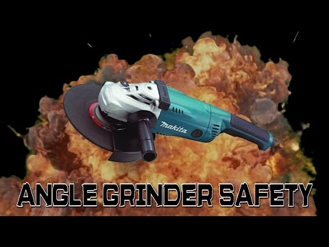 Safety Time | Angle Grinder Safety