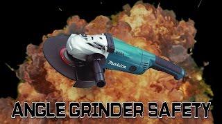 Safety Time | Angle Grinder Safety