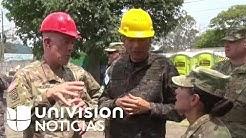 Tropas de EEUU llegan a Guatemala como parte de un acuerdo para poner freno a la migracin