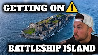 Battleship Island the best abandoned location in the world (WE EXPLORED IT ALL)