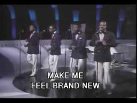 The Stylistics - You Make Me Feel Brand New - YouTube
