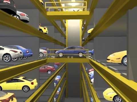Automatic car parking - New Delhi - GK1