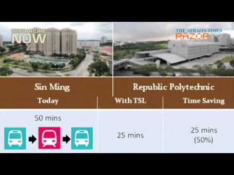 22 stations for Thomson MRT Line