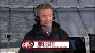 Joel Klatt  Will Ohio State Buckeyes make the CFP College Football Playoff