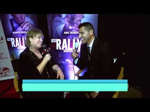 Time With Theresa -    Red Carpet of Rally LA with Rick Reyna and Kenneth Copeland