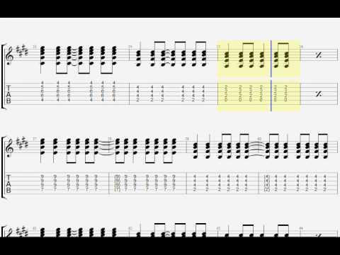 Asian Kung-fu Generation - Rewrite Chords & Tabs