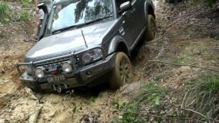 OUTBACK 4shore 4WD TV - Land Rover Discovery 4 Offroad Testdrive Verdict.avi