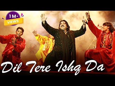 Dil Tere Ishq Da  Show  Virsa Heritage  Arif Lohar  Love Song