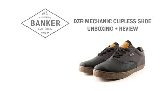 DZR Mechanic – Clipless Bike Shoes – Unboxing, Overview, Review