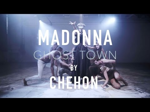 MADONNA GHOST TOWN   CHEHON