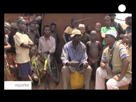 euronews reporter - The DR Congo's child diamond miners