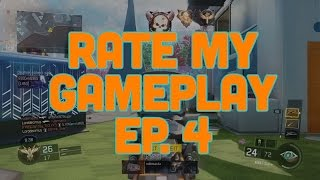 Rate my Gameplay Ep. 4 Black Ops 3 TDM Nuketown