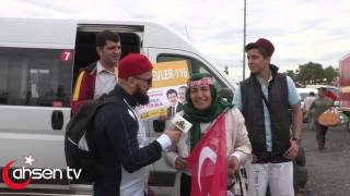 KÜRT Anasından Görülmemiş Erdoğan Sevgisi