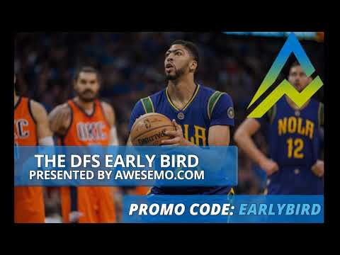 The DFS Early Bird Top NBA Plays DraftKings FanDuel 02/26/2019 thumbnail