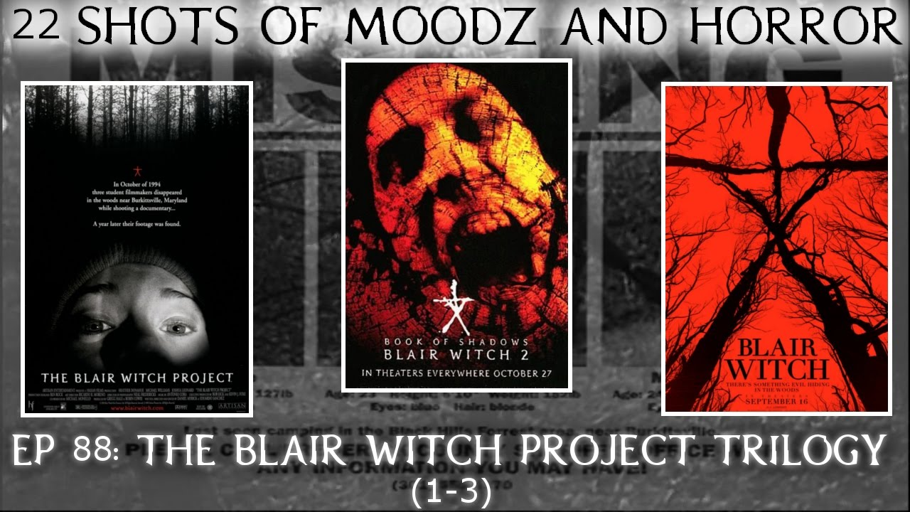 podcast ep 88 the blair witch project trilogy 1 3 youtube. Black Bedroom Furniture Sets. Home Design Ideas