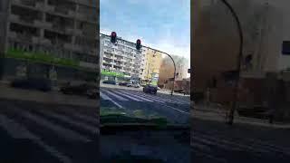 Dym z komina Elektrociepłowni Wybrzeże Gdańsk 2