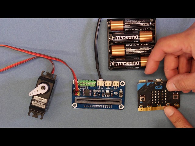 drives Motors and servos ws15220 bit Waveshare Driver Breakout for micro