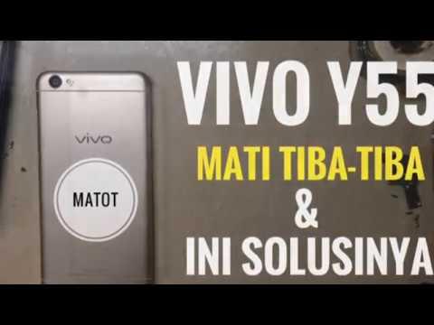 Cara Mengatasi HP Vivo V9 MATOT Mati Total Kondisi hp mati total bisa teratasi dengan cara berikut i.